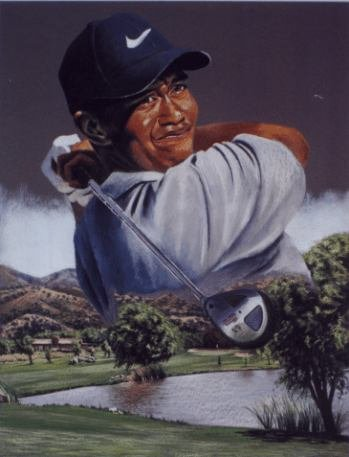 Tiger Woods Swing