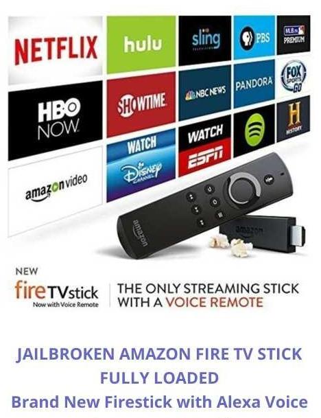 firestick streaming